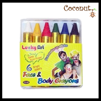 Face and Body Crayons