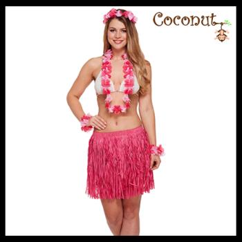 Hawiian Set - Pink