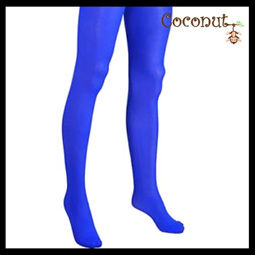 Fashion Tights - Blue