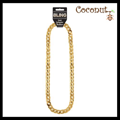 Gold Gangster Necklace