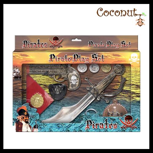 Pirates Play Set