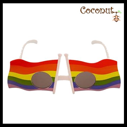 Rainbow Flag Glasses