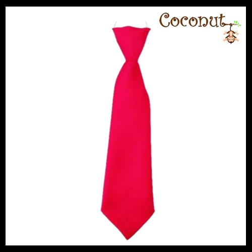 Tie - Hot Pink
