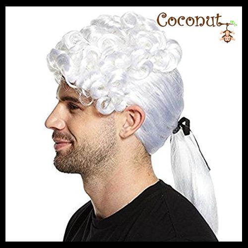Colonial Wig