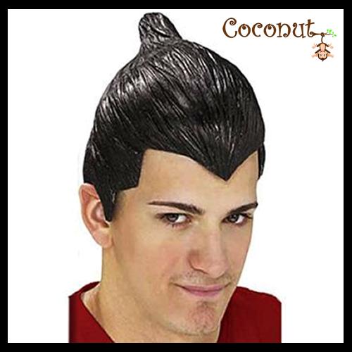 Latex Umpa Loompa Wig