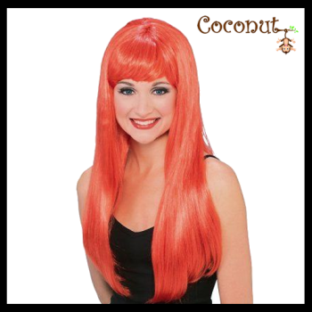 Glamour Wig - Red