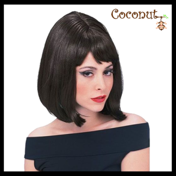 Starlet Wig - Dark Brown
