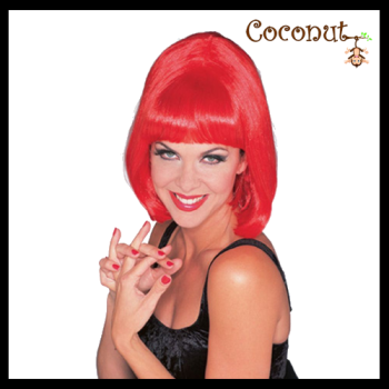 Starlet Wig - Red