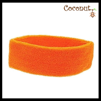 Sweatband - Orange