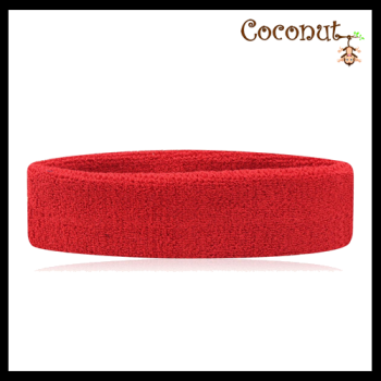 Sweatband - Red