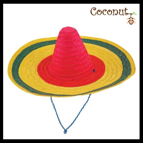 Coloured Sombrero