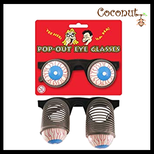 Pop-Out Eyes