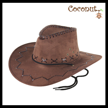 Cowboy Hat Leather look