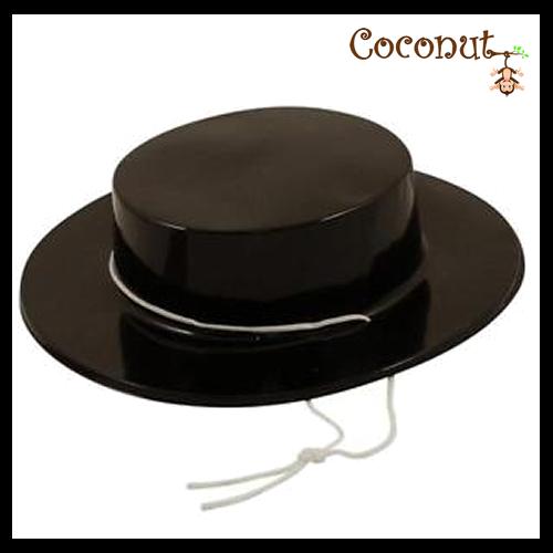 Plastic Spanish Hat