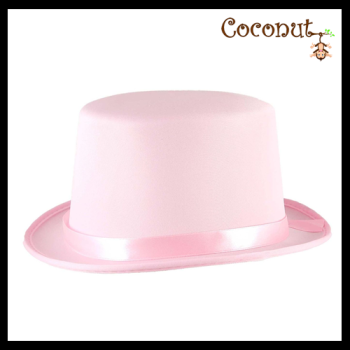 Satin Topper - Pink