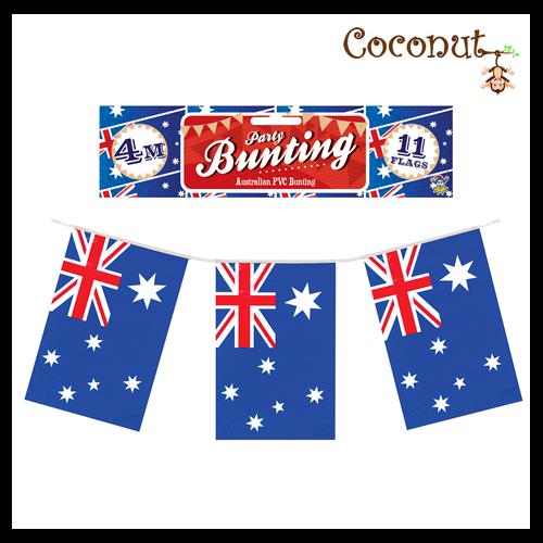 Australian PVC Bunting
