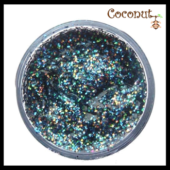 Multicoloured Glitter Gel (12ml)