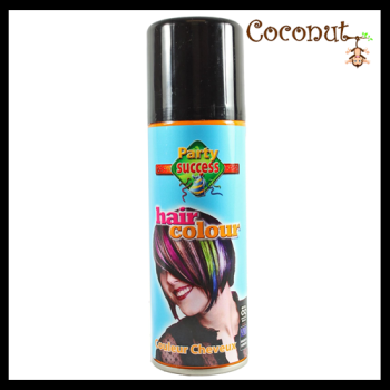 Colour Hairspray - Black