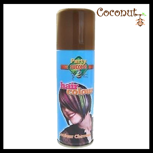 Colour Hairspray - Brown