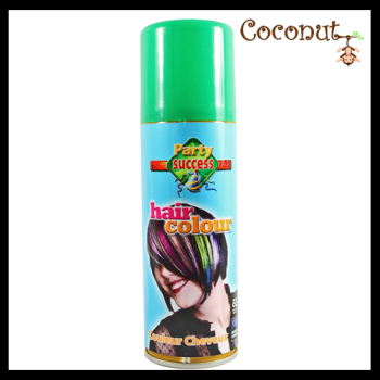 Colour Hairspray - Green