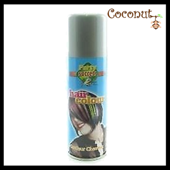 Colour Hairspray - Grey