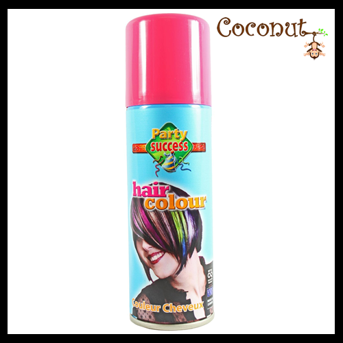 Colour Hairspray - Hot Pink
