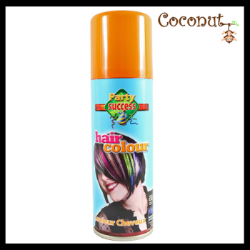Colour Hairspray - Orange