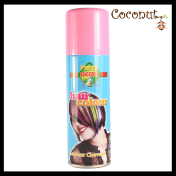 Colour Hairspray - Pastel Pink