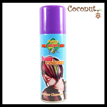 Colour Hairspray - Purple