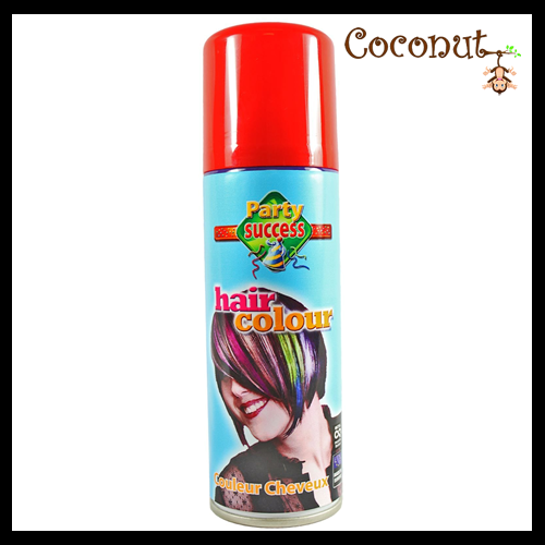 Colour Hairspray - Red