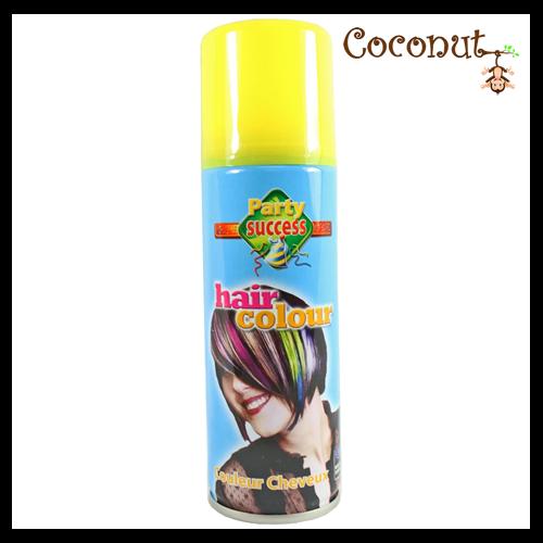 Colour Hairspray - Yellow