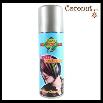 Metallic Hairspray - Silver