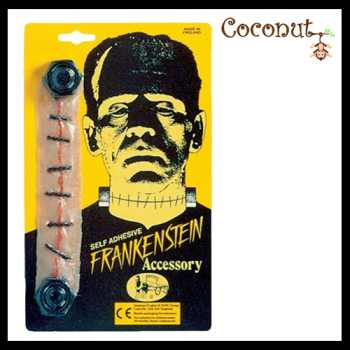 Self Adhesive Frankenstein Accessory Kit