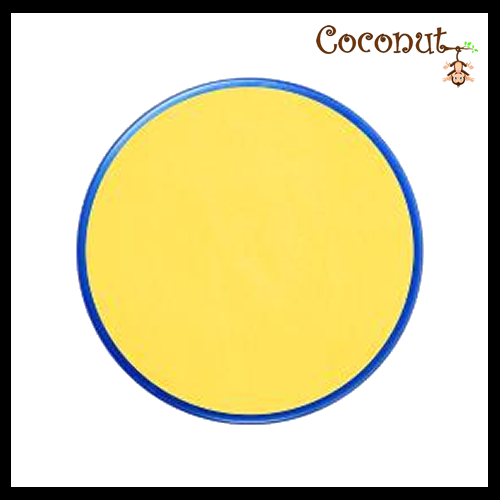Bright Yellow - Snazaroo 18ml