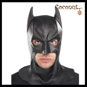 Batman - Overhead Latex Mask