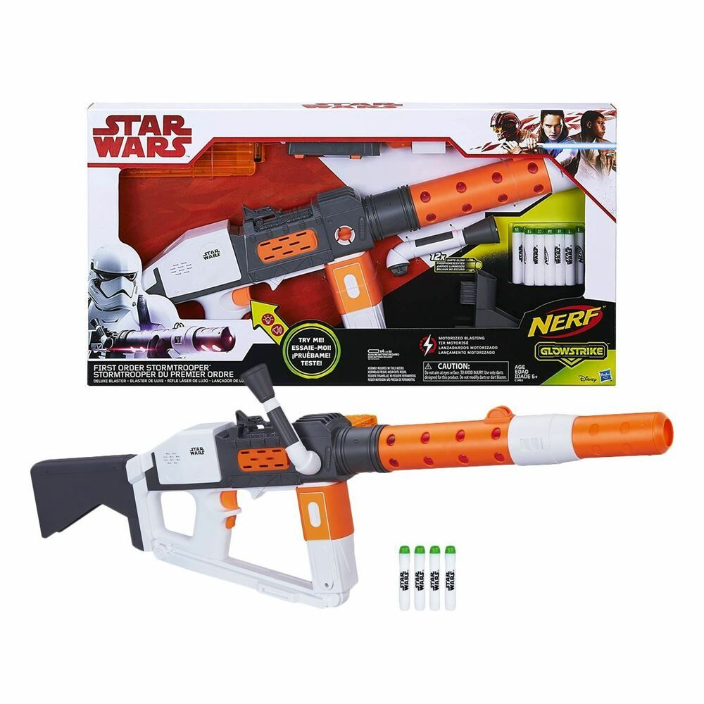 Nerf Glowstrike - First Order Stormtrooper