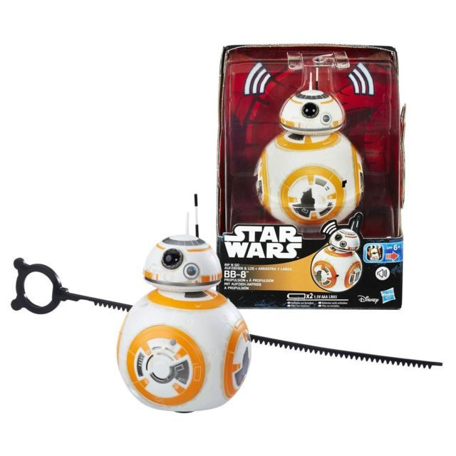 BB-8 Rip and Go