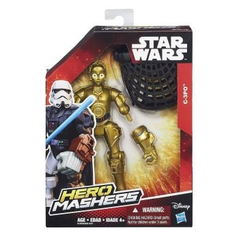 C-3PO - Hero Mashers
