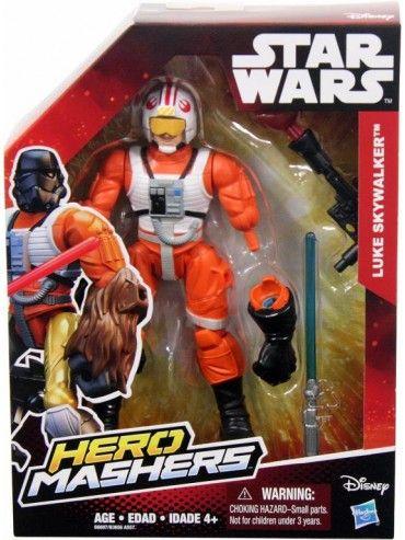 Luke Skywalker - Hero Mashers