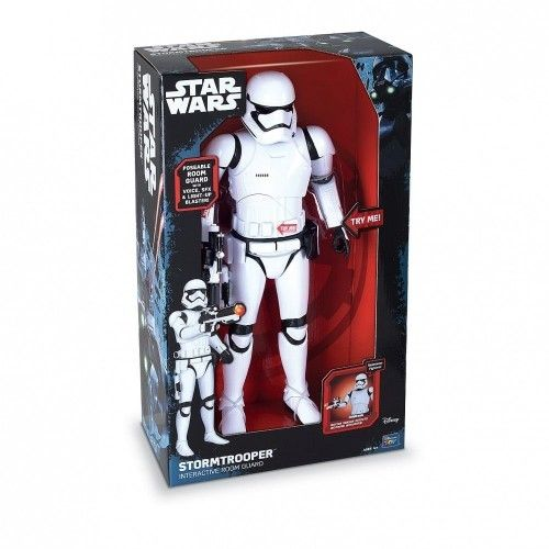 Stormtrooper - Interactive Room Guard
