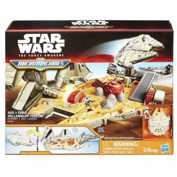 Millennium Falcon Playset - Micro Machines