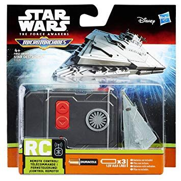 Micro Machines R/C Star Destroyer