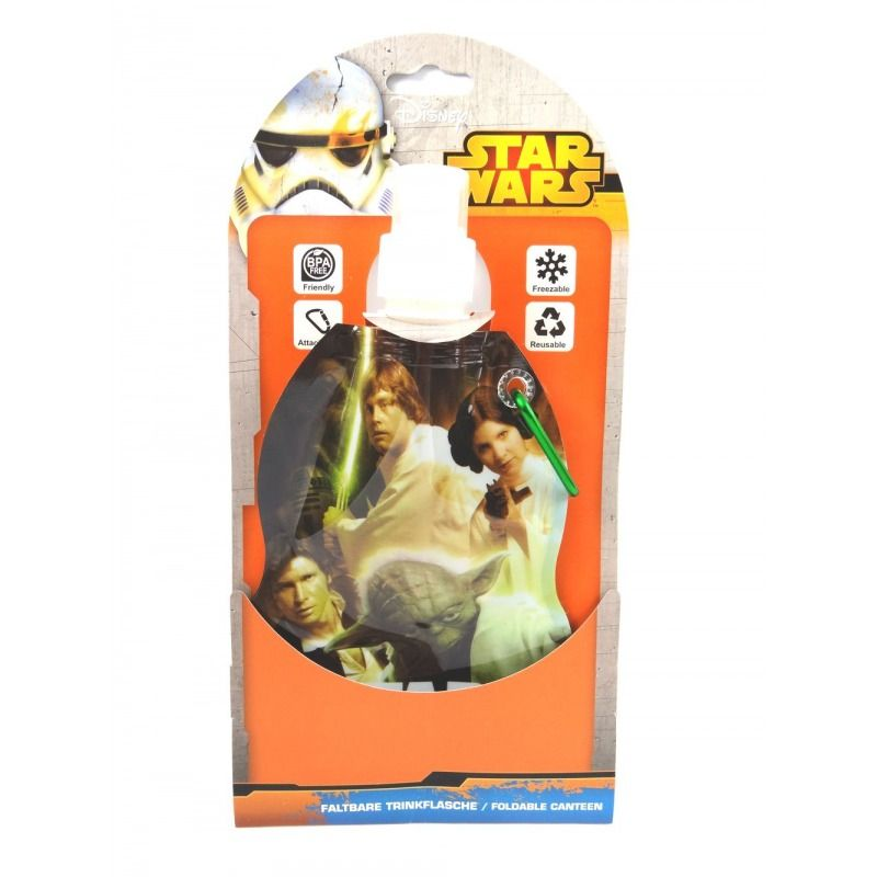 Star Wars Foldable Canteen