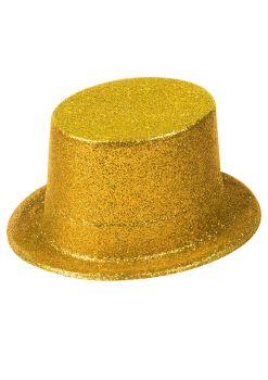 Gold Glitter Topper