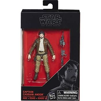 Captain Cassian Andor - The Black Series