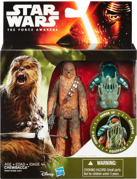 Chewbacca - Armour Up Figure