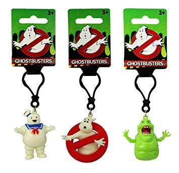 Ghostbusters Keyrings