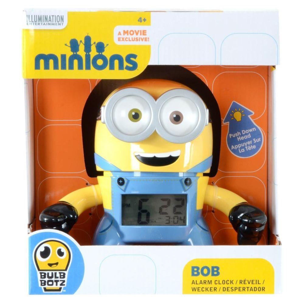 Bob Alarm Clock - Bulb Botz