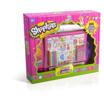 Shopkins Creation Desk