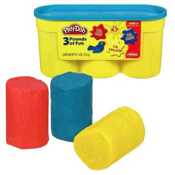 Play-Doh 3 Pound Bucket